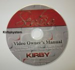 Kirby manual, Owner´s manual, Kirby dvd
